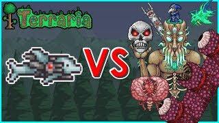 getlinkyoutube.com-Terraria - S.D.M.G. vs Bosses | Biron