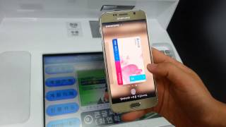 getlinkyoutube.com-삼성페이로 우리은행ATM에서 인출하기 How to withdraw from Wooribank ATM
