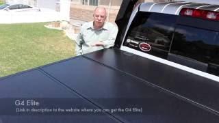 getlinkyoutube.com-G4 Elite Tonneau Cover Installation Fold-a-Cover (Part 1)