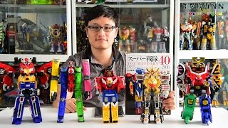 [TMT][346d] Giới thiệu cuốn sách Super Sentai Toy History 40! Phần 4: Lý giải! (Engsub)