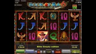 Book of Ra 6 Walzen online | Novoline spielen