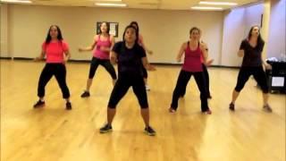 getlinkyoutube.com-Dance Fitness - GASOLINA by Daddy Yankee , reggaeton