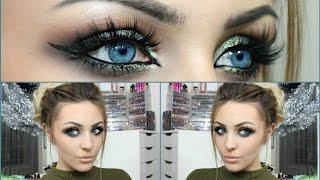 getlinkyoutube.com-Makeup Tutorial using MAKEUP GEEK cosmetics