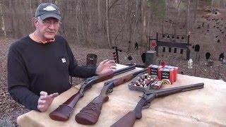 getlinkyoutube.com-Hammer Shotgun vs Hammerless