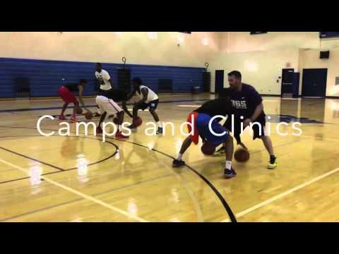 Drills and Skills Basketball Training