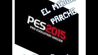 EL MEJOR PARCHE PARA WE9 BY:JONY (2015-16)