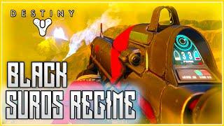 getlinkyoutube.com-Destiny The Taken King Black Suros Regime YEAR 2 Gameplay PVP (TTK New Suros Regime)