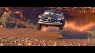 getlinkyoutube.com-Disney Cars The Hornet Hudson Run AMAZING!!   Fabulous Music