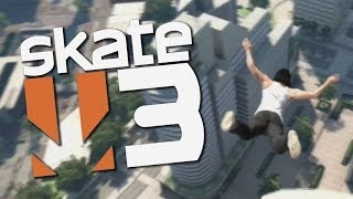 getlinkyoutube.com-Skate 3 - TALLEST BUILDING IN THE GAME (Skate 3 Funny Moments #2)