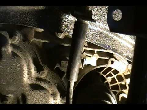Replacing A Back Up Light Switch On A Manual Transmission Cobalt - 06/28/2012