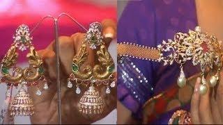 getlinkyoutube.com-Diamond Rings, Earrings, Vanki and Choti Designs