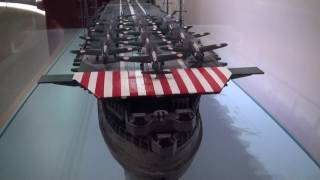 getlinkyoutube.com-日本海軍 瑞鶴 空母 Japanese Navy aircraft carrier Zuikaku Kawasaki Good Times World