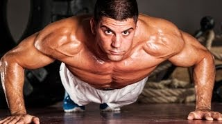 getlinkyoutube.com-Most Powerful Home Chest Workout Ever : Build a Big Chest Fast!