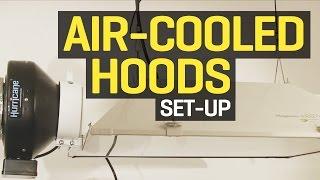 getlinkyoutube.com-Setting Up An Air-Cooled Grow Light—The Right Way!