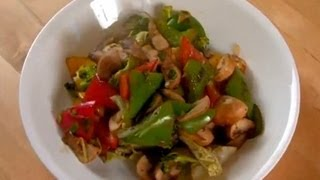 getlinkyoutube.com-Chinese Stir Fried Vegetables