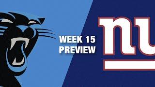 getlinkyoutube.com-Panthers vs. Giants Preview (Week 15) | NFL