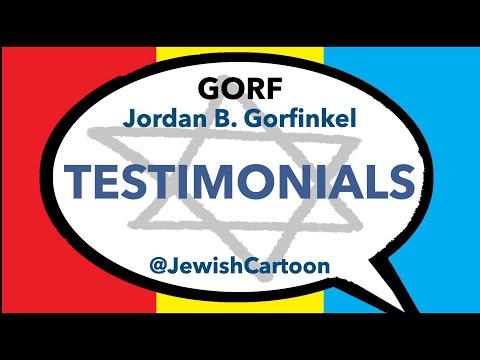 Gorf - Super Programming & Presentations - Testimonials