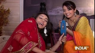getlinkyoutube.com-Saath Nibhaana Saathiya: Chit Chat with Meera aka Tanya - India TV