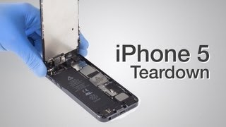getlinkyoutube.com-iPhone 5 Teardown - Step by step complete disassembly directions