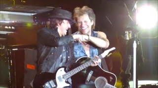 getlinkyoutube.com-Bon Jovi - Live in Lubbock  2013 (Richie's LAST SHOW)