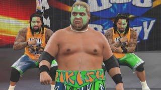 getlinkyoutube.com-WWE 2K16 Mods - Rikishi Joins The Usos