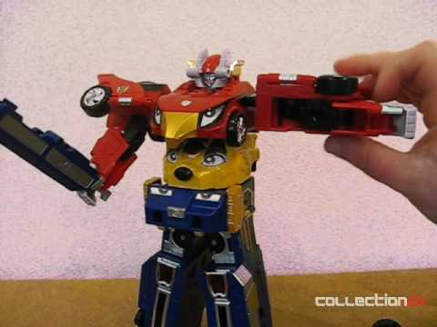 DX Engine Gattai Engine-Oh Review