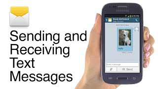 getlinkyoutube.com-How to Send and Receive Text Messages on the Jitterbug Touch3 Smartphone