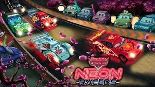 Disney Cars Neon Racers (Storybook for Kids)