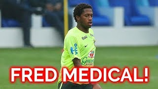 FRED TO HAVE MAN UNITED MEDICAL! | MUFC Transfer Talk
