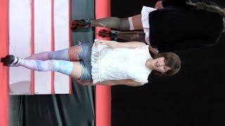 getlinkyoutube.com-絶対領域・ニーハイファッションショー KOBEぽっぷカルチャーフェスティバル4th