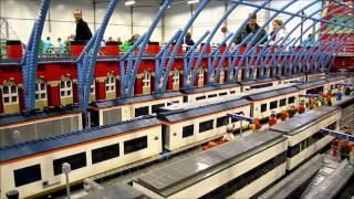 getlinkyoutube.com-Lego World 2012 Copenhagen Train Layout