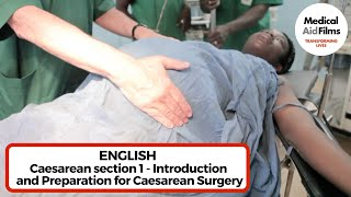 getlinkyoutube.com-Caesarean section 1 – Introduction and preparation for surgery