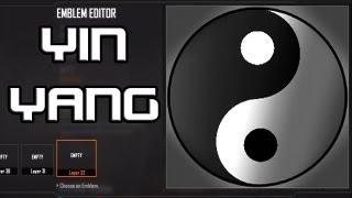 getlinkyoutube.com-Black Ops 3 - EASY Yin Yang Emblem Tutorial - Black Ops 2