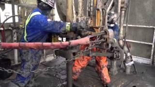 getlinkyoutube.com-Drilling rig Canada