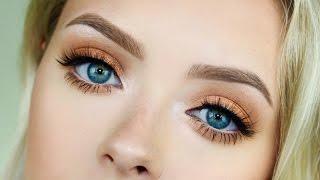 getlinkyoutube.com-Updated Eyebrow Routine (High End vs. Drug Store) | Cosmobyhaley