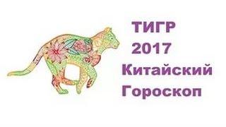 Гороскоп Тигр -2017. Астротиполог, Нумеролог - Дмитрий Шимко