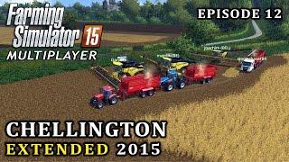 getlinkyoutube.com-Multiplayer Farming Simulator 15 | Chellington Extended | Episode 12