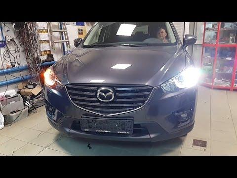 PROBRIGHT TDRL Pulsar в Mazda CX-5