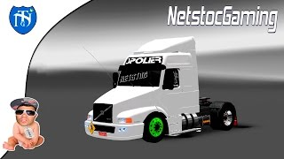 getlinkyoutube.com-Euro Truck Simulator 2 - ETS 2 Mods Reviews Volvo NH 12 by Lincoln│NetstocGaming