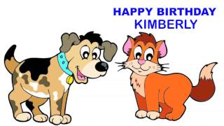 getlinkyoutube.com-Kimberly   Children & Infantiles - Happy Birthday