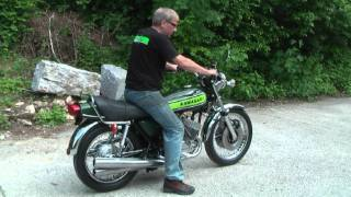 getlinkyoutube.com-Kawasaki 500 H1-D Sound
