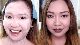 getlinkyoutube.com-Paano Mag-BAKE? Hulasproof Foundation Routine!