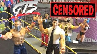 getlinkyoutube.com-GTS WRESTLING: FIGHTING CENSORSHIP! WWE Mattel Figure Match Animation PPV Event!