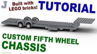 getlinkyoutube.com-Tutorial - Lego Fifth Wheel Chassis (1 - 12) [CC]