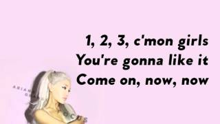getlinkyoutube.com-Focus - Ariana Grande with Lyrics
