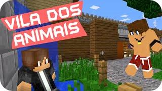 Minecraft: Hide N Seek - Vila dos Animais