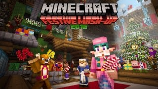 Minecraft - Festive Mash Up 2016 Trailer
