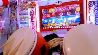 getlinkyoutube.com-【太鼓の達人×ラブライブ!】「Angelic Angel」全良 byよみぃ