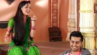 getlinkyoutube.com-Fun On The Sets Of Rangrasiya