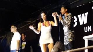 getlinkyoutube.com-Claudia Ramírez en fiesta de cachimbo Ica 2016